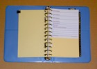 "249- Complete Vinyl Internet Address/Password Book-Binder Dimension 7 3/4"" X 5 1/16"" Paper sizes- 6 1/2"" x 3 7/8"" and/or short form 2 1/2"" X 3 7/8"""